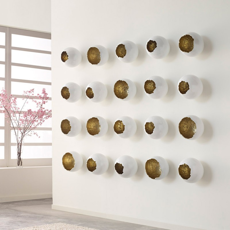Broken Eggs-phillipscollection -wall art-sculpture