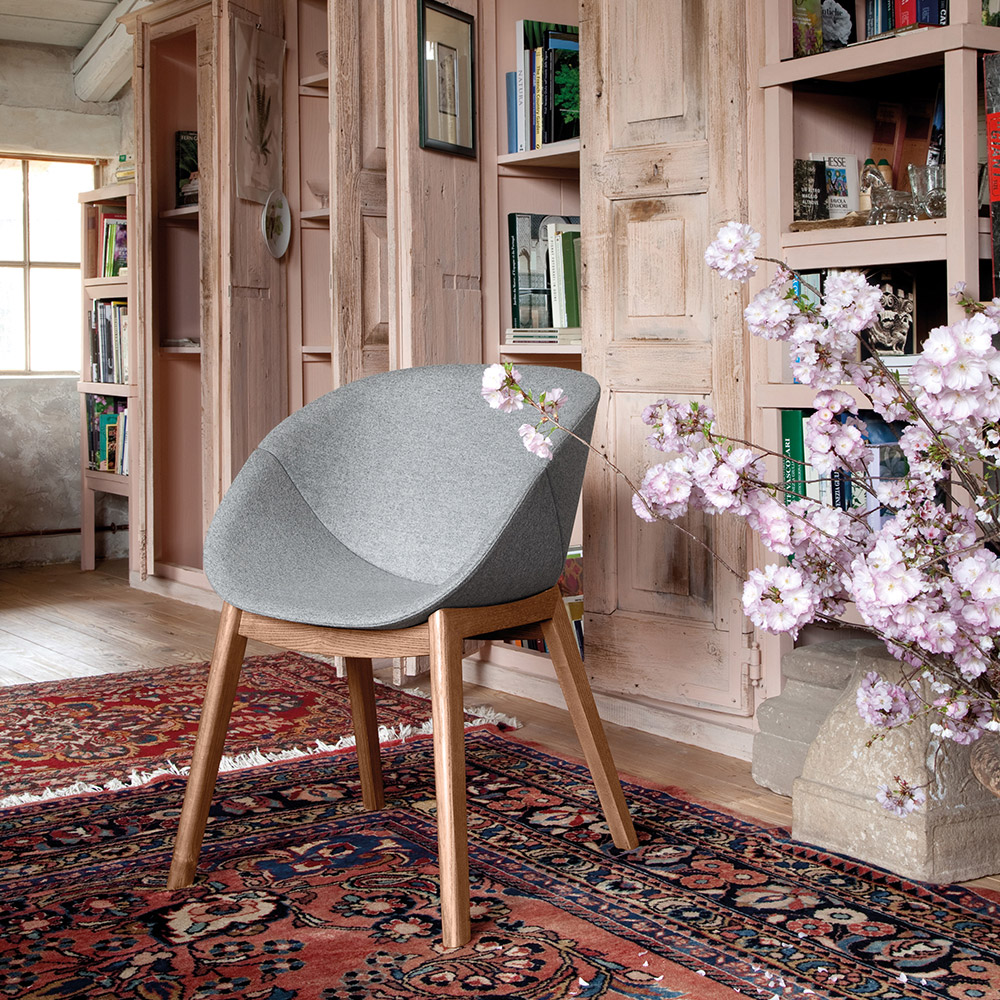 Coquille-domitalia-chair