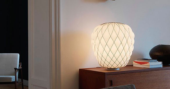 Introducing pinecone the new fontanaarte lamp designed by for Pinecone fontana