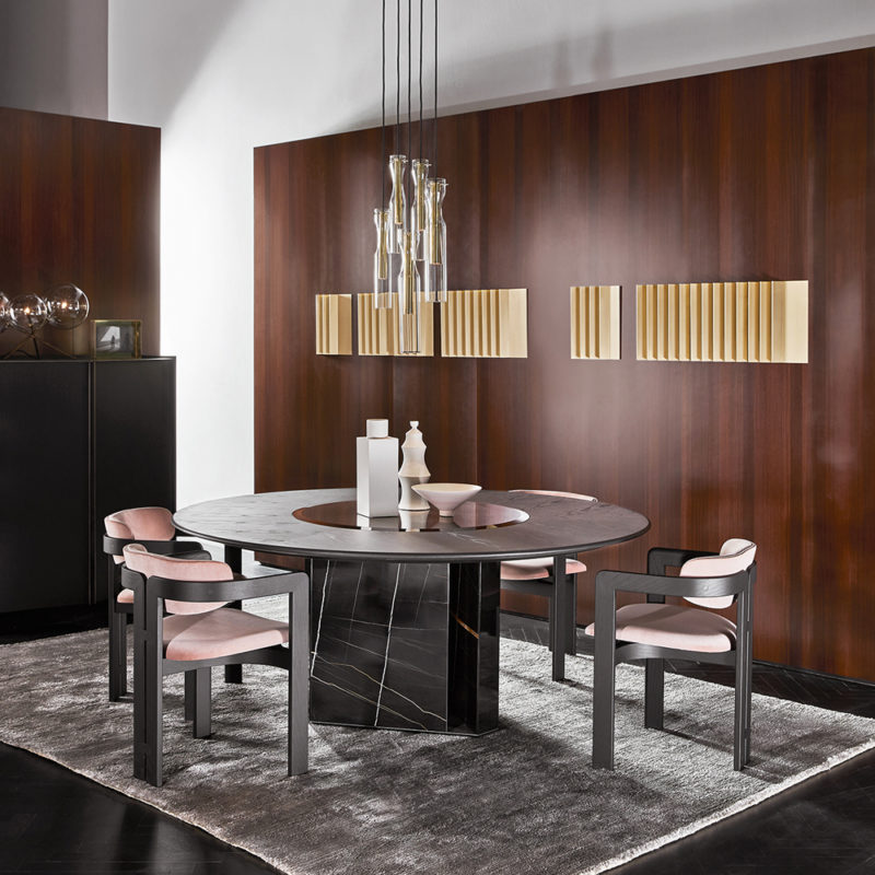 Plantium-round-gallotti-and-radice-dining-table