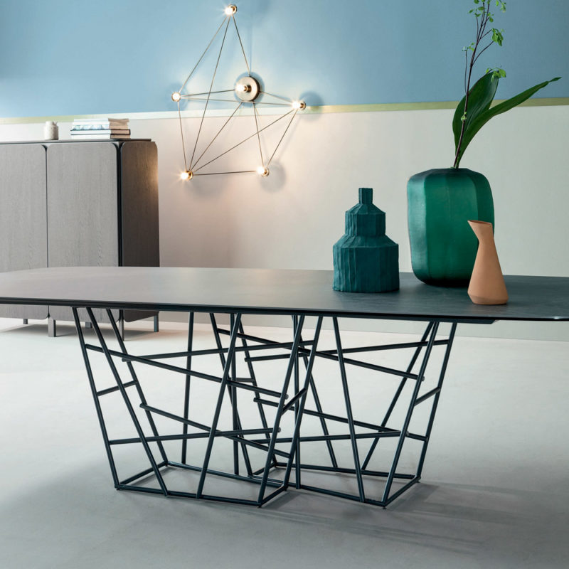Tangle-bonaldo-dining-table-salone-del-mobile