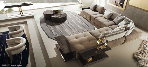 Giorgio-collection-Infinity-gold-accent-italian-luxury