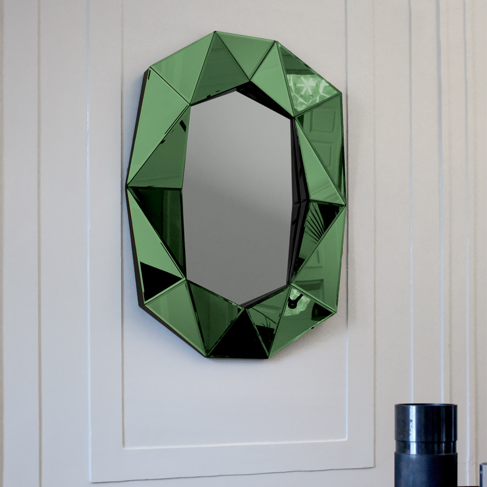 Diamond Mirror Casarredo