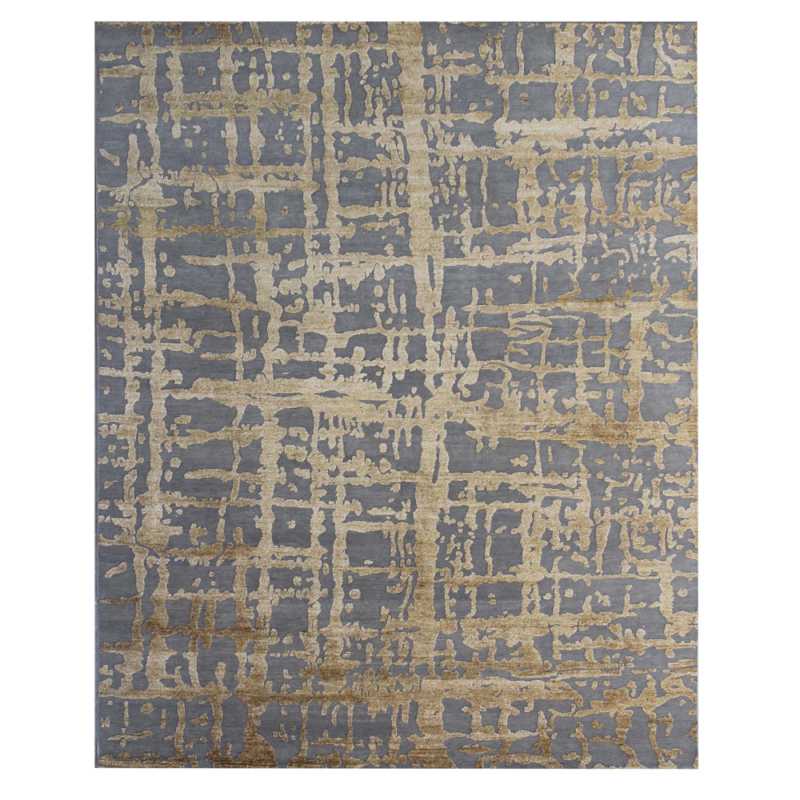 Bravos-gold-rug-silk-woven-knots-colours-carpet
