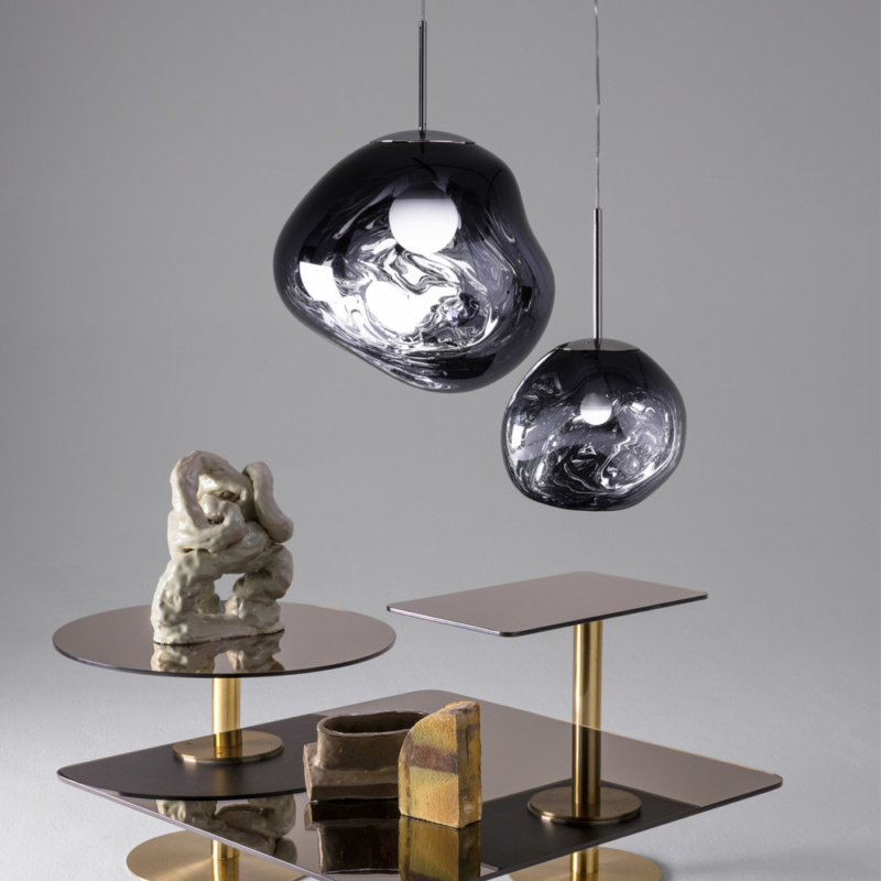 Melt-pendants-tom-dixon-chandelier